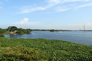 Narsingdi District - Image: Landscape of Narsingdi District (02)