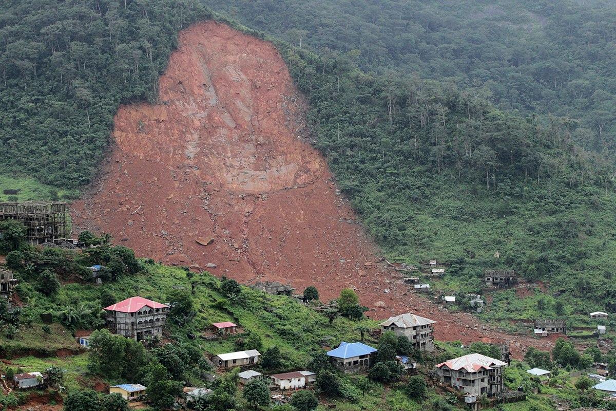 2017 Sierra Leone Mudslides Wikipedia