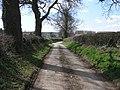 Lane at Somerford - geograph.org.uk - 147521.jpg