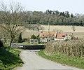 Lane in Stanton Prior - geograph.org.uk - 1218996.jpg