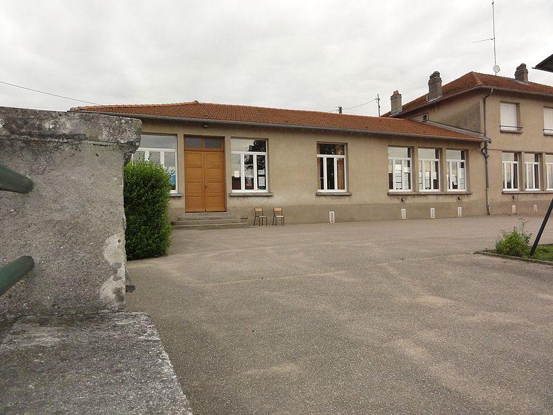 Laneuveville-aux-Bois (M-et-M) école