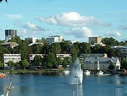 Lappeenranta Väkiluku