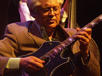 Larry Coryell & Hot Club Pacific, Djangofest N...
