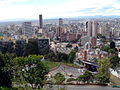Lascar Sight of Bogota from the Monserrate hill (4584499101).jpg