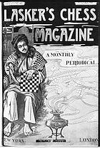 Lasker's Chess Magazine cover