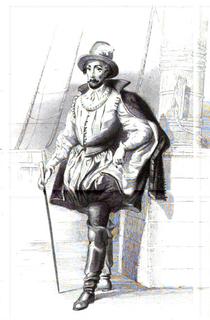 René Goulaine de Laudonnière French Huguenot explorer