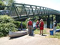 Launching Canoes at Huntsham Bridge - geograph.org.uk - 205089.jpg