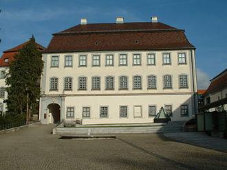 Upper Swabia - Großlaupheim Castle