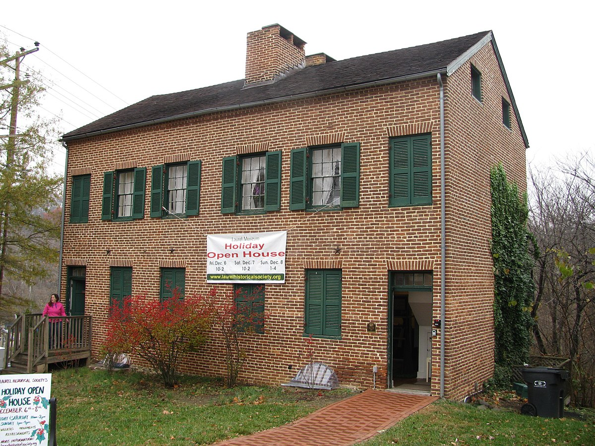 Laurel Museum - Wikipedia