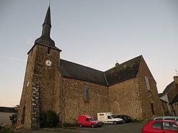 Le Bourgneuf-la-Forêt - Église 01.jpg