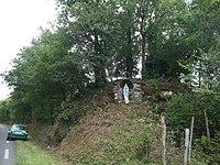 Le Busseau grotte de Lourdes.JPG
