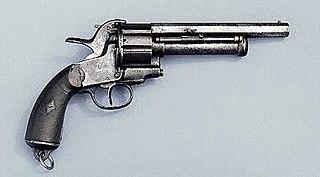 LeMat Revolver Grapeshot revolver/service pistol