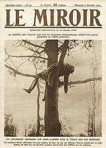 Le miroir hebdomadaire photographique wikimonde for Prisonniers du miroir