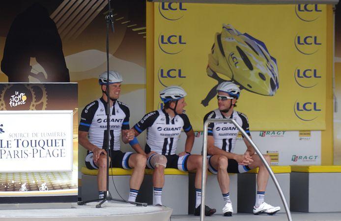 Le Touquet-Paris-Plage - Tour de France, étape 4, 8 juillet 2014, départ (B002).JPG