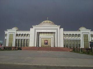 Lebap Region Region of Turkmenistan