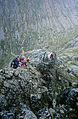 Ledge Route on Ben Nevis - geograph.org.uk - 955777.jpg