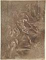 Left Third of a Martyrdom of Saint Peter and Saint Paul. MET DP807707.jpg