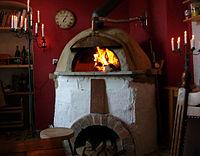 Horno wikipedia la enciclopedia libre - Materiales para hacer un horno de lena ...