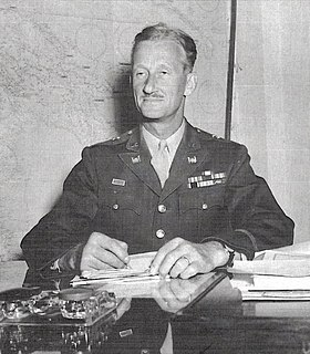 Leif J. Sverdrup United States Army general
