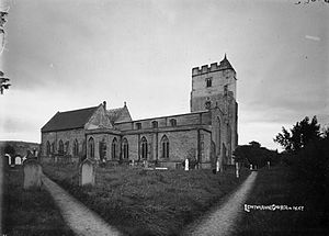 Leintwardine - Image: Leintwardine church (1293768)