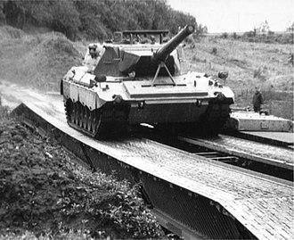 Leopard 2 - Leopard 2 prototype (1983)