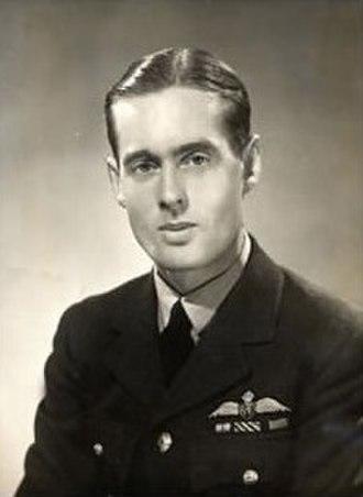 Leonard Cheshire - Wing Commander Leonard Cheshire in January 1943