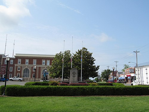 Leonardtown mailbbox