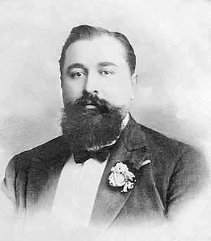 Ecuadorian presidential election, 1912 - Image: Leonidas Plaza Gutiérrez (15 de julio 1905)
