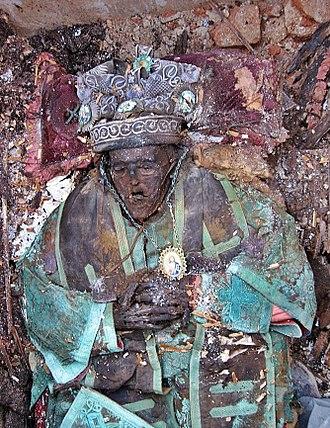 Eparchy of Zahumlje and Herzegovina - Image: Leontije Radulović mošti