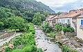 Lergue River in Pegairolles-de-l'Escalette 02.jpg