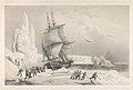 Les Corvettes l'Astrolabe et la Zelee, 9 Feby 1838 RMG PY0878.jpg