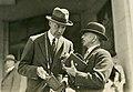 Leslie Hinge with Governor-General, 1938.jpg