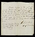 Letter from Dr Richard Mead to tresurer of the South Sea Co. Wellcome L0038286.jpg