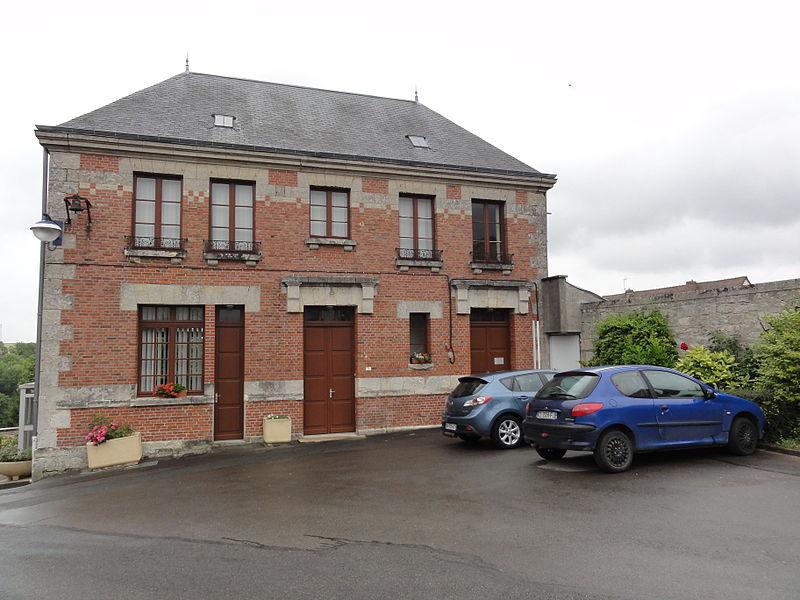 Leury (Aisne) mairie