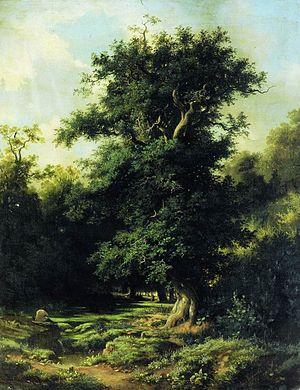 Lev Lvovich Kamenev - Image: Lev Kamenev Old Oak