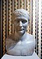 Liège, Grand Curtius. Buste de l'empereur Napoléon 1er, provenant de Farnborough Hall. Atelier de Antonio Canova, debut 19e siècle.JPG