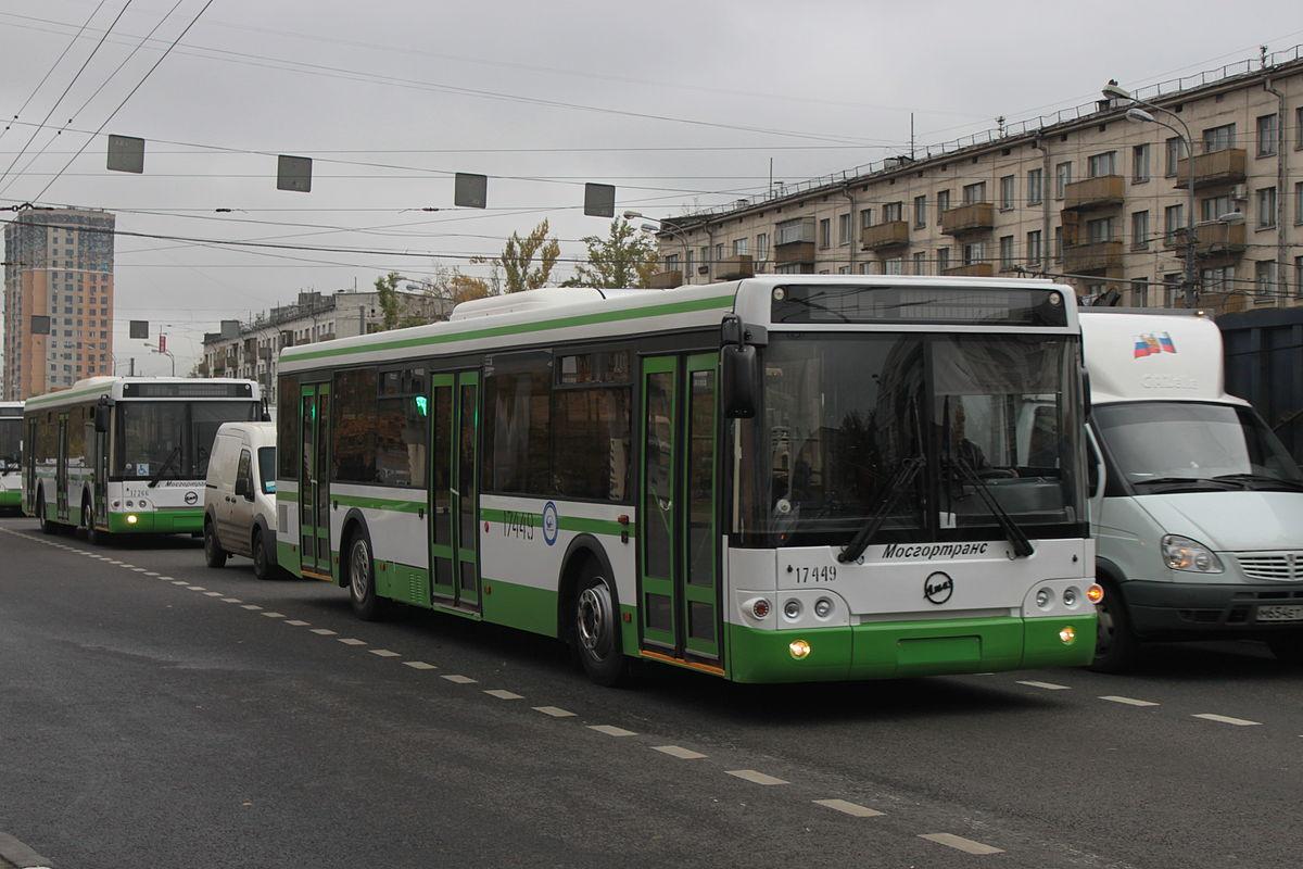 схема маршрута автобусов салават