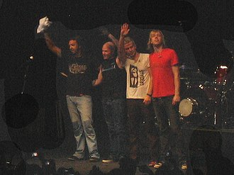 Lifehouse (band) - Lifehouse in 2008