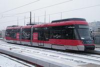 Ligne Rhonexpress rame vaulx la soie essai Fevrier 2010.JPG