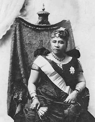 John L. Stevens - Queen Regnant Lili'uokalani of Hawaii.