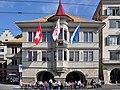 Limmatquai - Zunfthaus zur Zimmerleuten 2010-10-08 14-49-14 ShiftN.jpg
