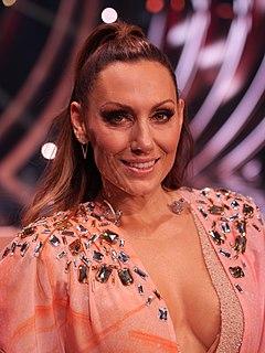 Lina Hedlund Swedish singer