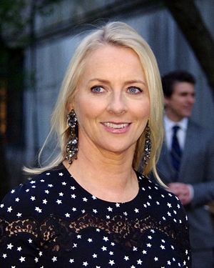 Linda Wells - Wells at the 2012 Tribeca Film Festival