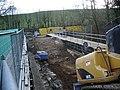 Lindley Bridge under repair - geograph.org.uk - 723370.jpg