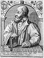 Line engraving; portrait of P. Ramus, Wellcome L0014322.jpg