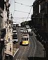 Lisbon Tram in a hill.jpg