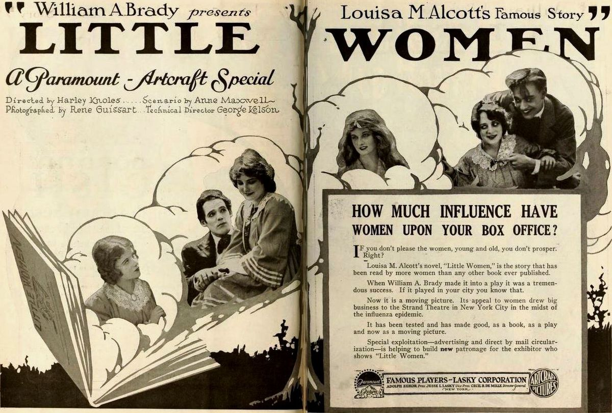 Little Women (film 1918) - Wikipedia