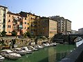 Livorno Palazzi sul Fosso Reale.JPG