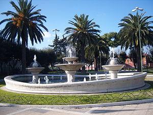 Lizzanello - Image: Lizzanello (LE) fontana