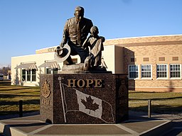 Lloydminster's tribute to the RCMP.jpg